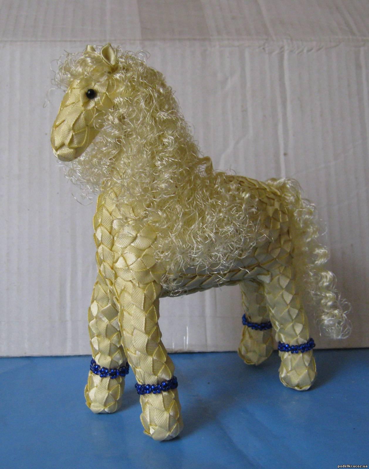Поделки про лошадей фото